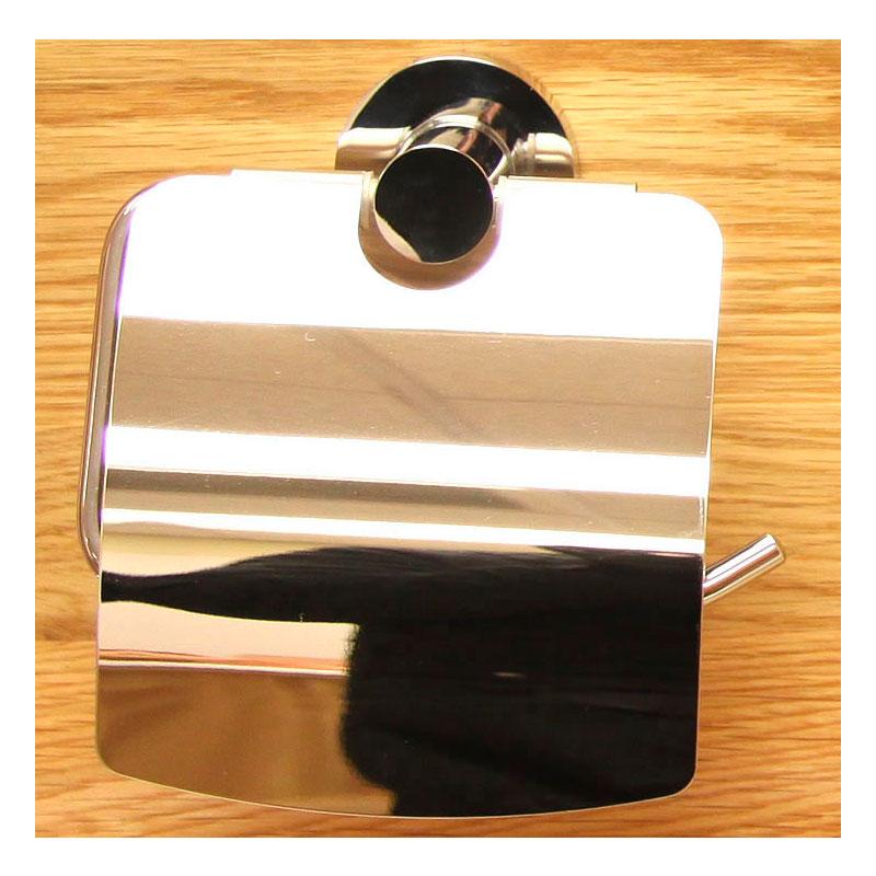 Chrome cylinder 6 piece bathroom accessory set towel for Bathroom accessories kit