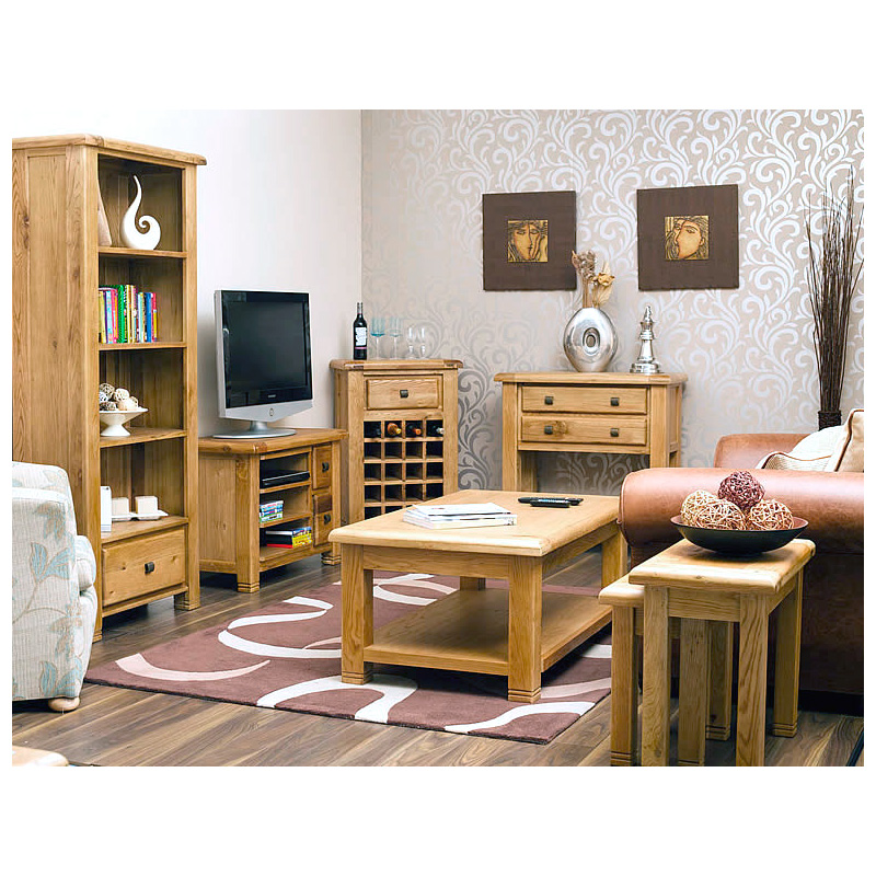 solid oak chest of drawers rustic light oak bedroom